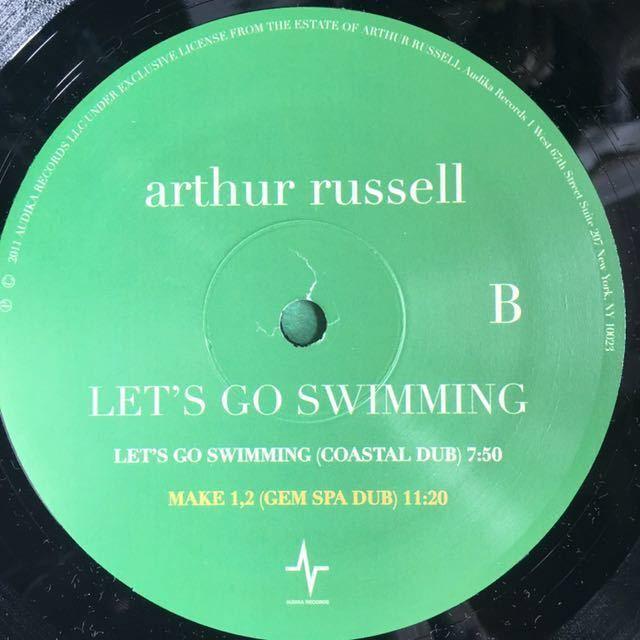 ブッ飛びDUB!Arthur Russell/Let's Go Swimming/Walter Gibbons/COASTAL DUB!_画像5