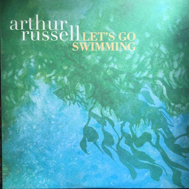 ブッ飛びDUB!Arthur Russell/Let's Go Swimming/Walter Gibbons/COASTAL DUB!