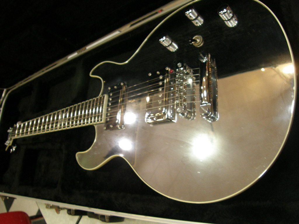 Schecter Diamond series Mirror top 超美品 with H.C.