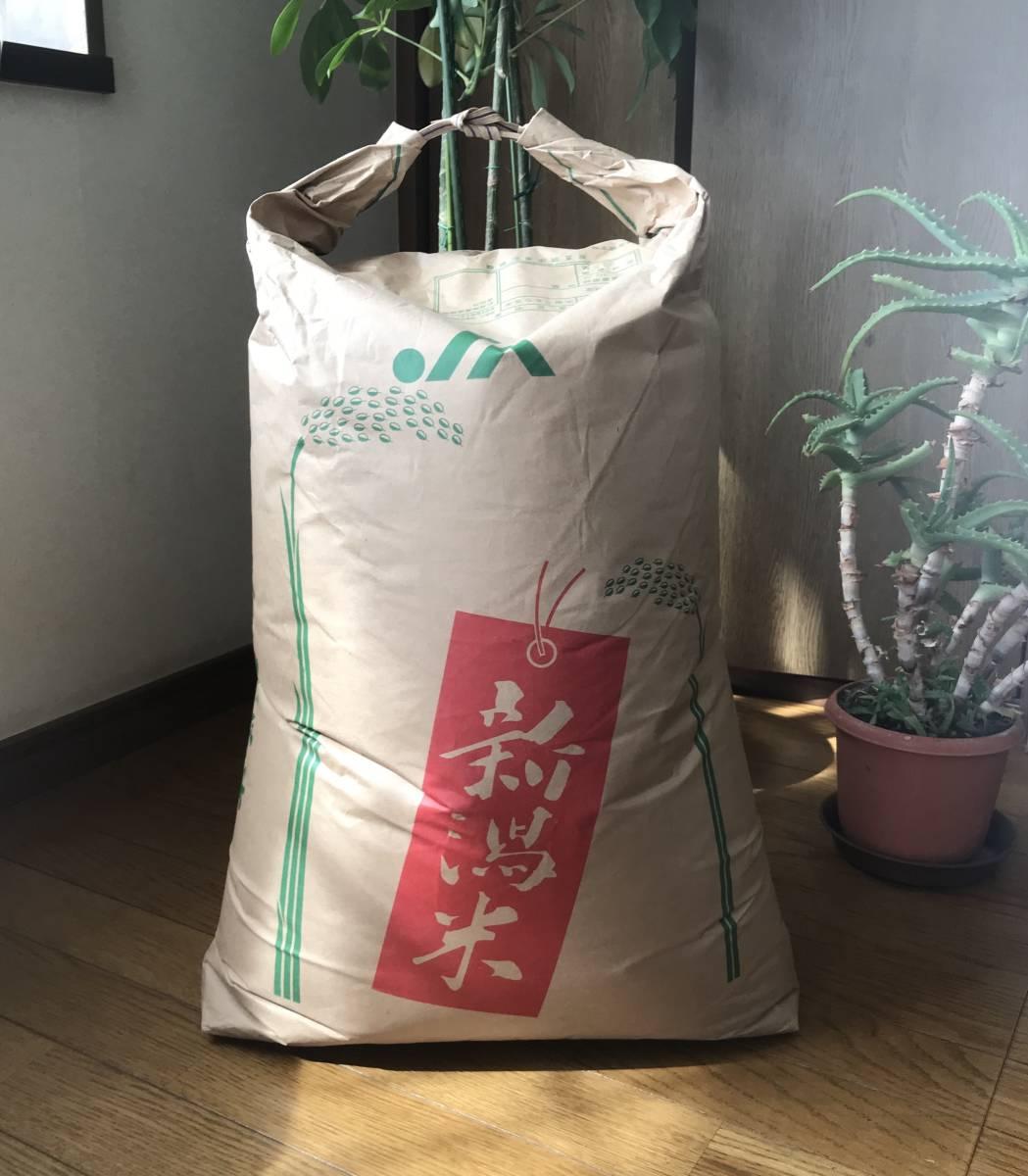 1円スタート☆新潟産30年新米☆コシヒカリ30kg