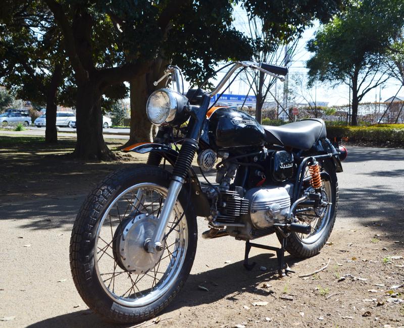 輸入新規 1967 ハーレー アエルマッキ スプリント 250cc HARLEY DAVIDSON AERMACCHI SPRINT _画像6