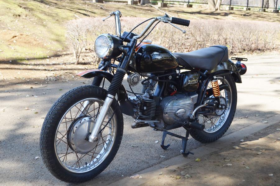 輸入新規 1967 ハーレー アエルマッキ スプリント 250cc HARLEY DAVIDSON AERMACCHI SPRINT _画像2