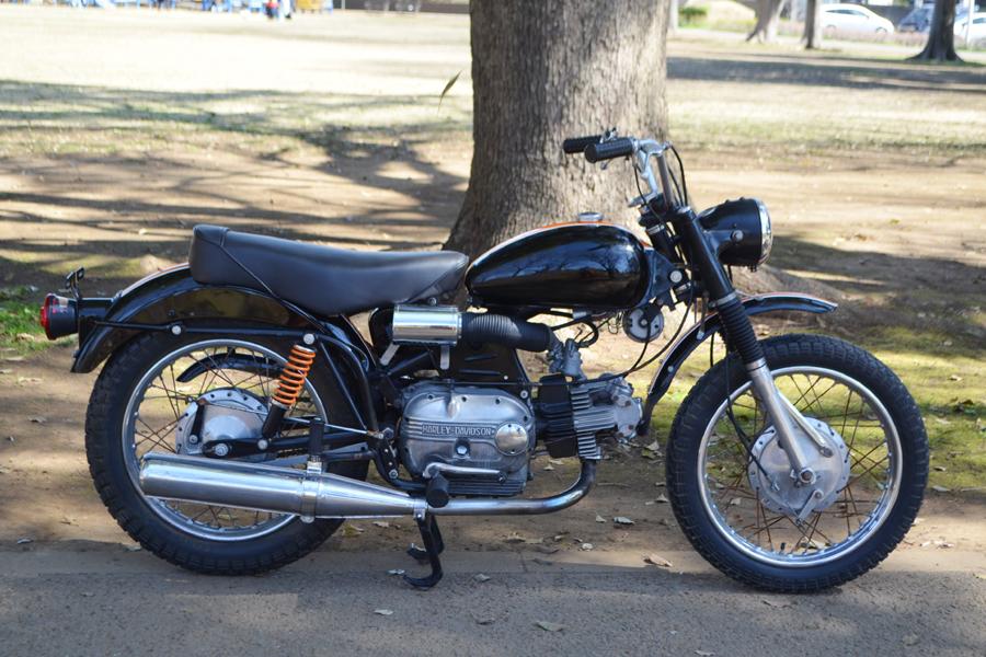 輸入新規 1967 ハーレー アエルマッキ スプリント 250cc HARLEY DAVIDSON AERMACCHI SPRINT _画像3