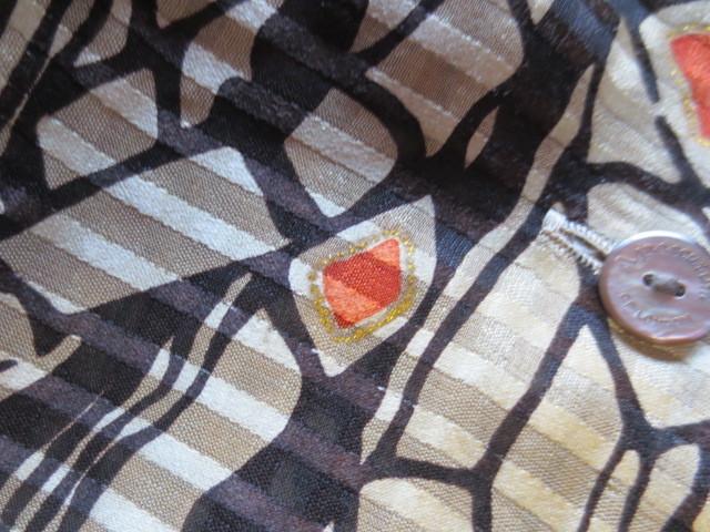 アクアスキュータム☆彡美しき絹素材☆彡エレガンスでリッチスタイル☆彡ラグジュアリーな2ピーススタイルブラウスリボン&スカート☆彡_画像10