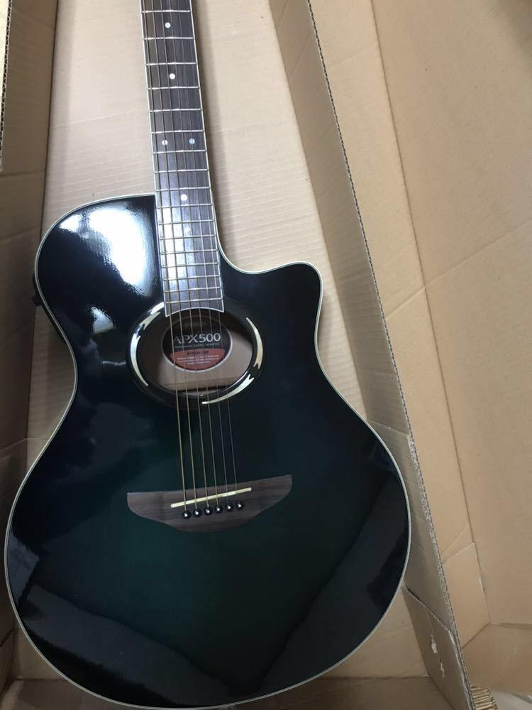 ヤマハ エレアコ アコースティックギター