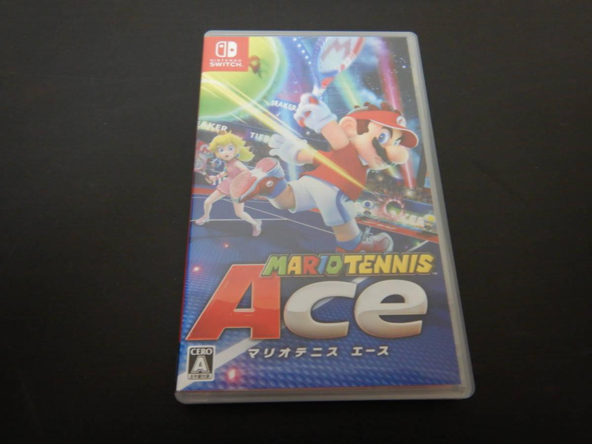 ◆Nintendo Switchソフト マリオテニス エース★ニンテンドー