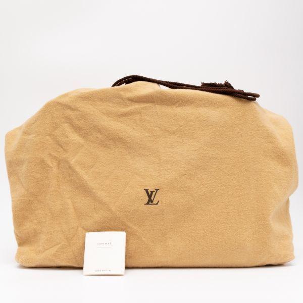 【新品同様】ルイヴィトン Louis Vuitton モノグラムマット マルデン ビジネスバッグ ブリーフケース メンズ レザー 定価約17万_画像10