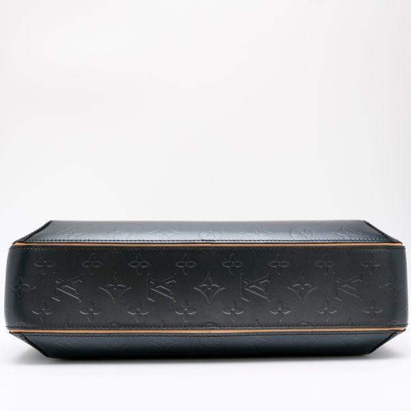 【新品同様】ルイヴィトン Louis Vuitton モノグラムマット マルデン ビジネスバッグ ブリーフケース メンズ レザー 定価約17万_画像7