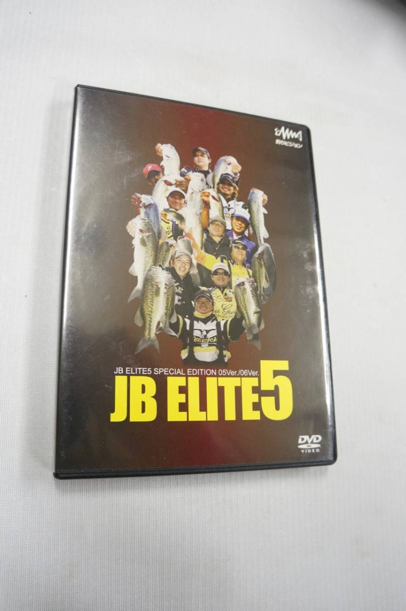 ♪DVD★JB ELITE5_画像1