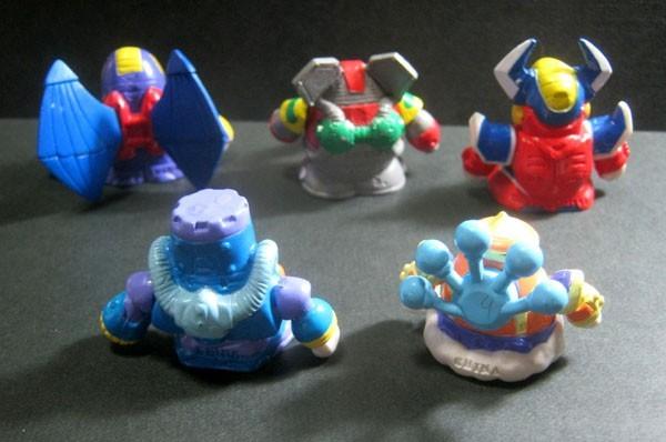 ◆ロックマンX FBコレクション5種_画像4