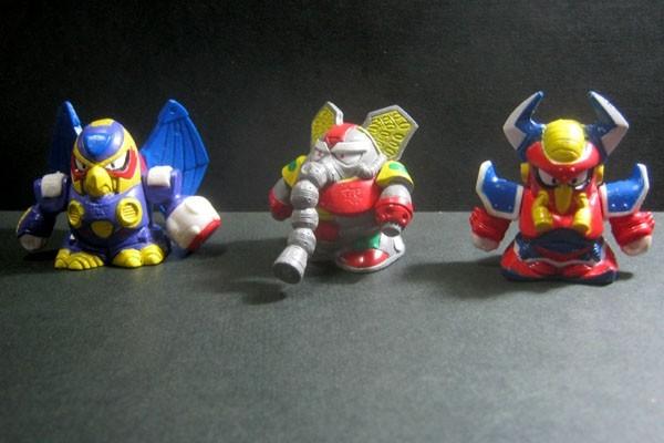 ◆ロックマンX FBコレクション5種_画像2