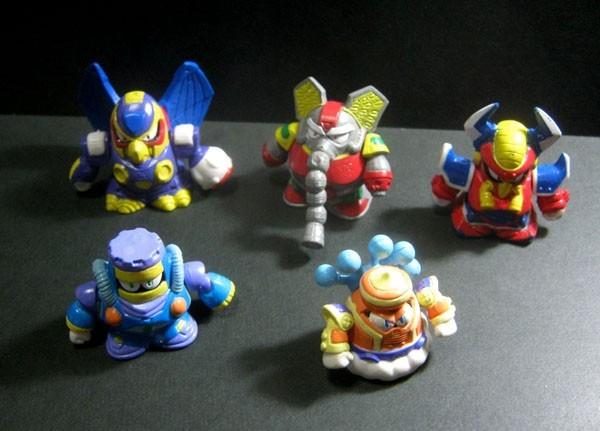 ◆ロックマンX FBコレクション5種
