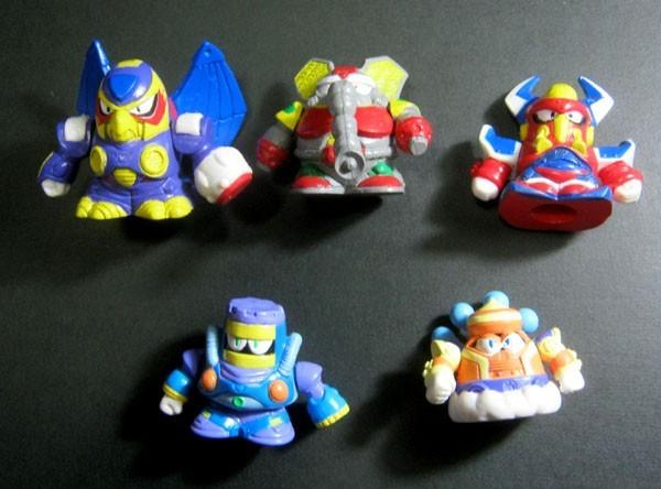 ◆ロックマンX FBコレクション5種_画像5