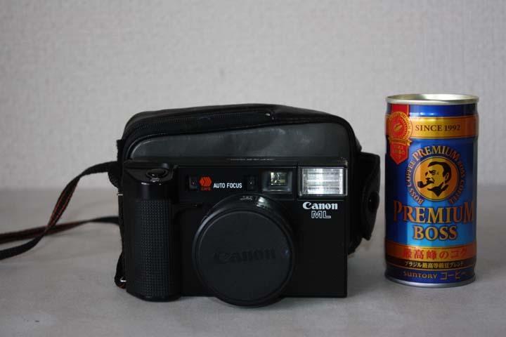 ★歴史あるカメラ屋さん整理品★Canon AE-1 A35 Datelux ML フィルムカメラ三台まとめて 詳細不明 ジャンク 最落なし MA128_画像6