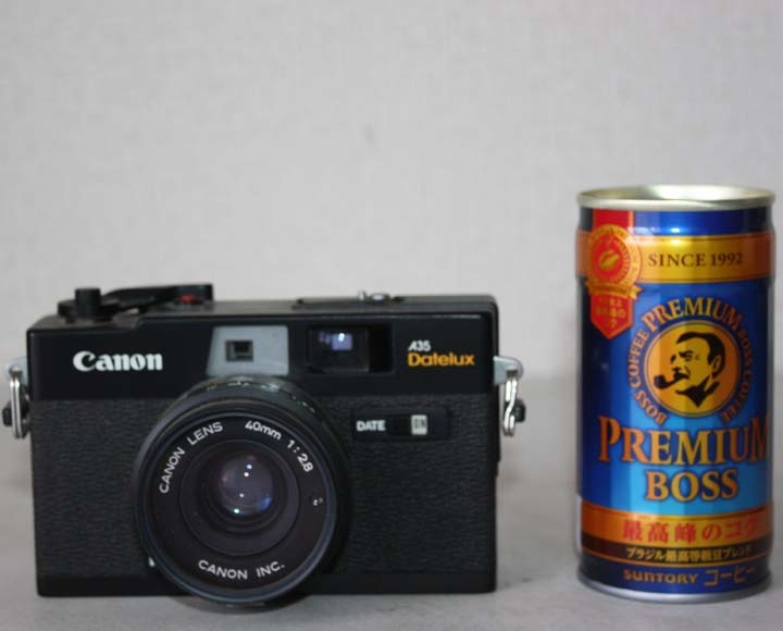 ★歴史あるカメラ屋さん整理品★Canon AE-1 A35 Datelux ML フィルムカメラ三台まとめて 詳細不明 ジャンク 最落なし MA128_画像4
