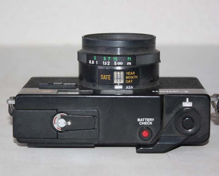 ★歴史あるカメラ屋さん整理品★Canon AE-1 A35 Datelux ML フィルムカメラ三台まとめて 詳細不明 ジャンク 最落なし MA128_画像5