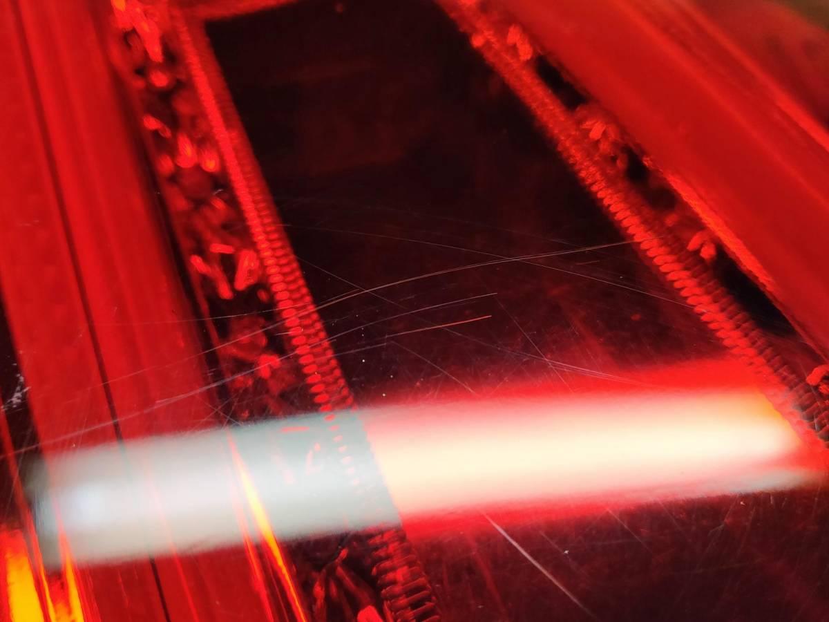 コーリン シャレード LEDテールランプ レッドレンズ スバル XV インプレッサスポーツ GP7/GJ7 中古_画像7