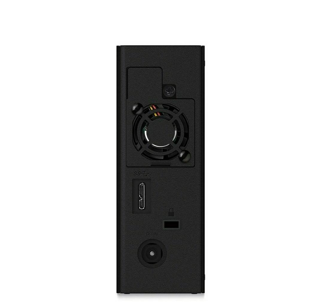 新品! 未開封! BUFFALO HD-GD8.0U3D USB3.0用 外付けHDD 8TBハードディスク ドライブステーション DRAMキャッシュ搭載 冷却ファン搭載 ☆_画像4