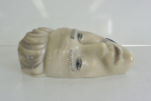 サ/ レア ジェームスディーン 陶器製壁飾り レトロ雑貨 ※ガレージなどに_画像7