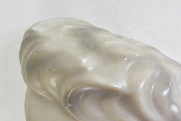 サ/ レア ジェームスディーン 陶器製壁飾り レトロ雑貨 ※ガレージなどに_画像8