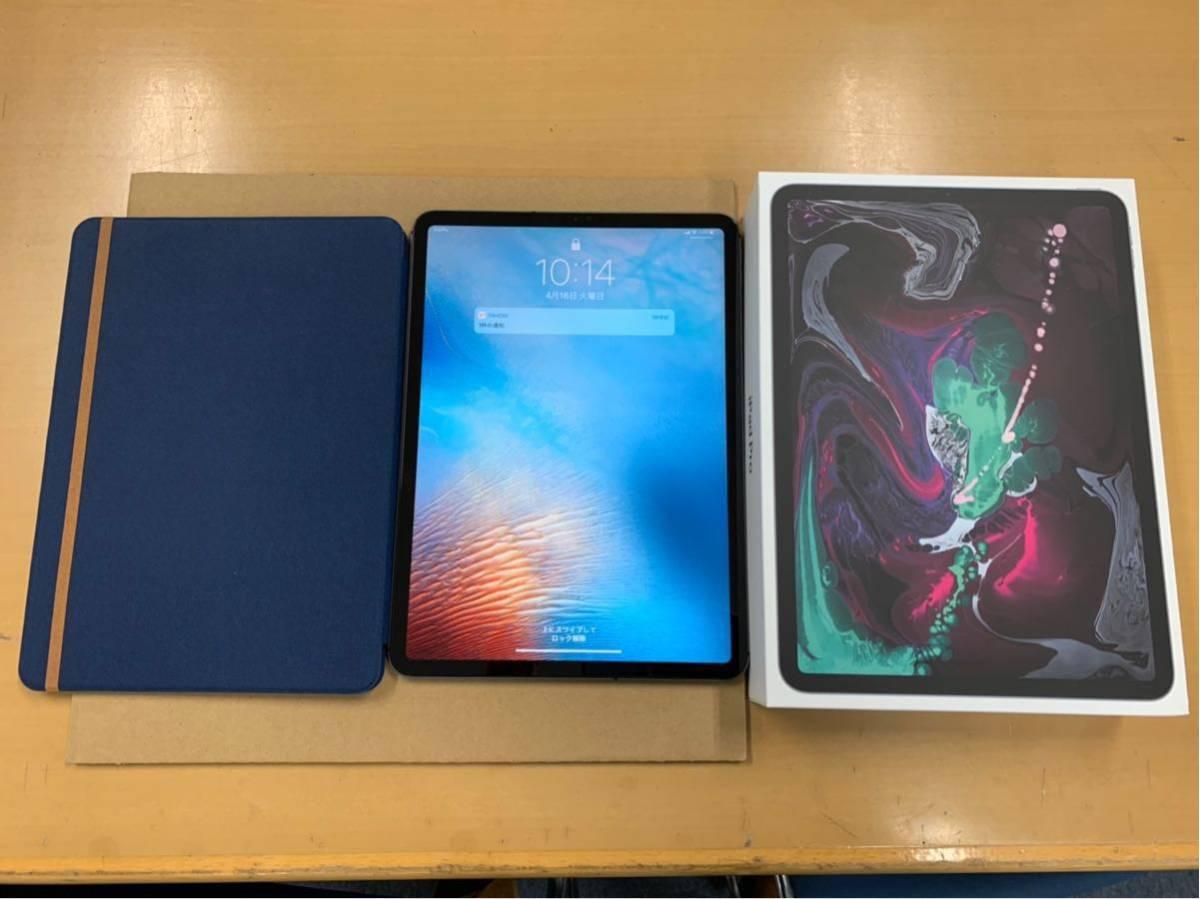 iPad Pro 11インチ Wi-Fi + Cellular 512GB スペースグレイ(超美品、使用期間約1ヶ月程度)