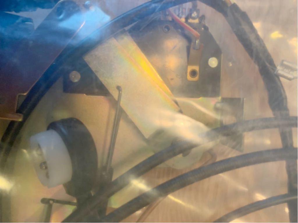 ポルシェ911/930 空調調節部分 新品未使用品_画像5