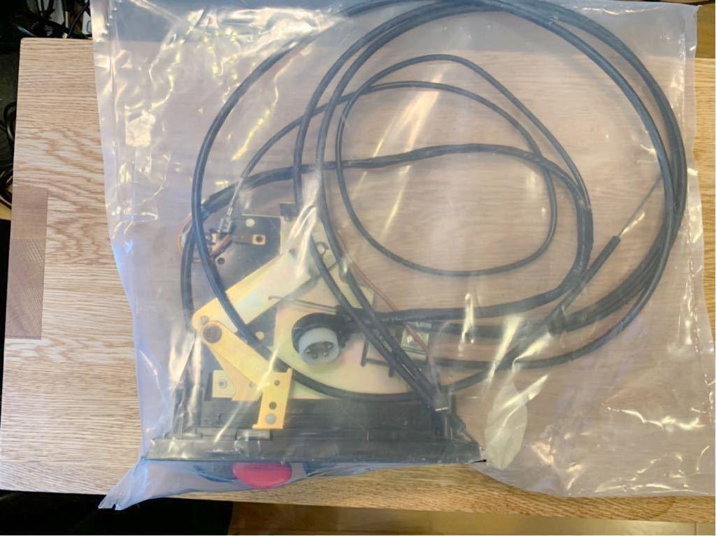 ポルシェ911/930 空調調節部分 新品未使用品_画像2