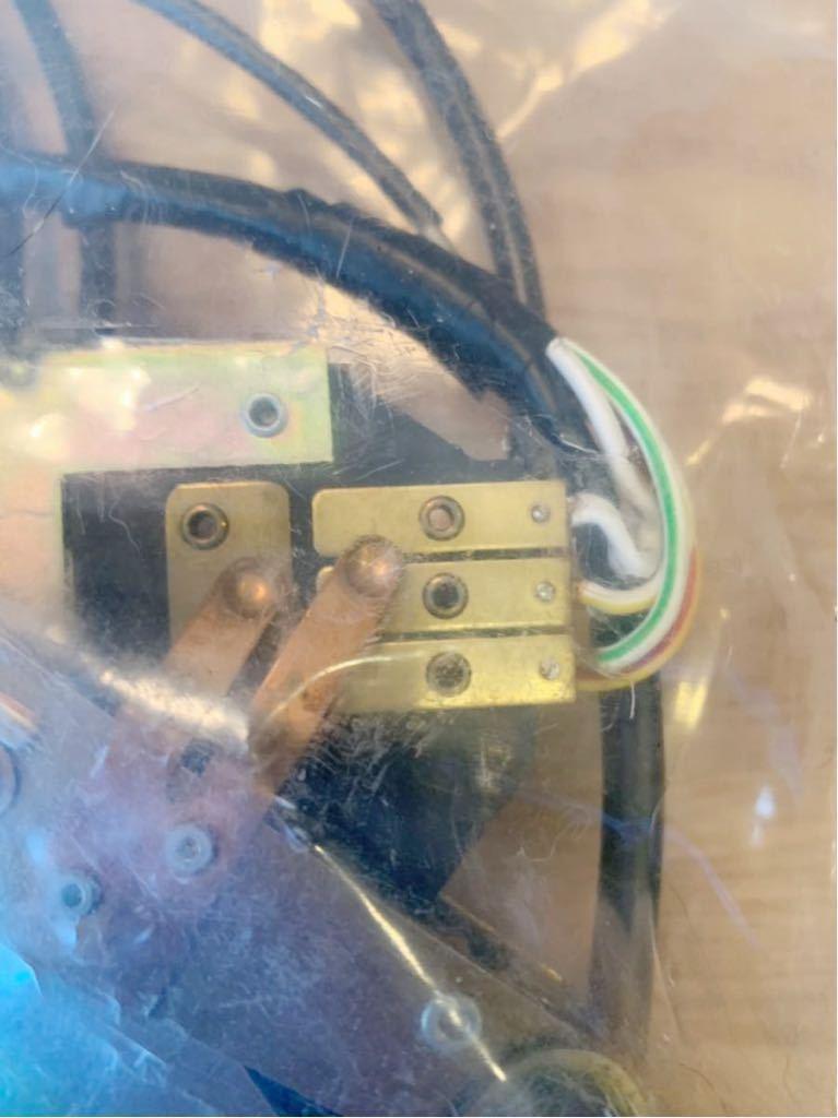ポルシェ911/930 空調調節部分 新品未使用品_画像4