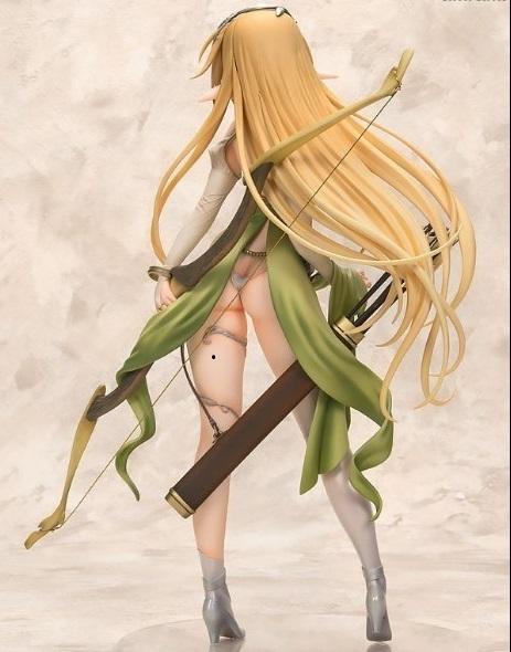 Vertex エルフ村 アルシェイル 個人コレクション中古美品 美女 美少女 フィギュア 同梱不可_画像4