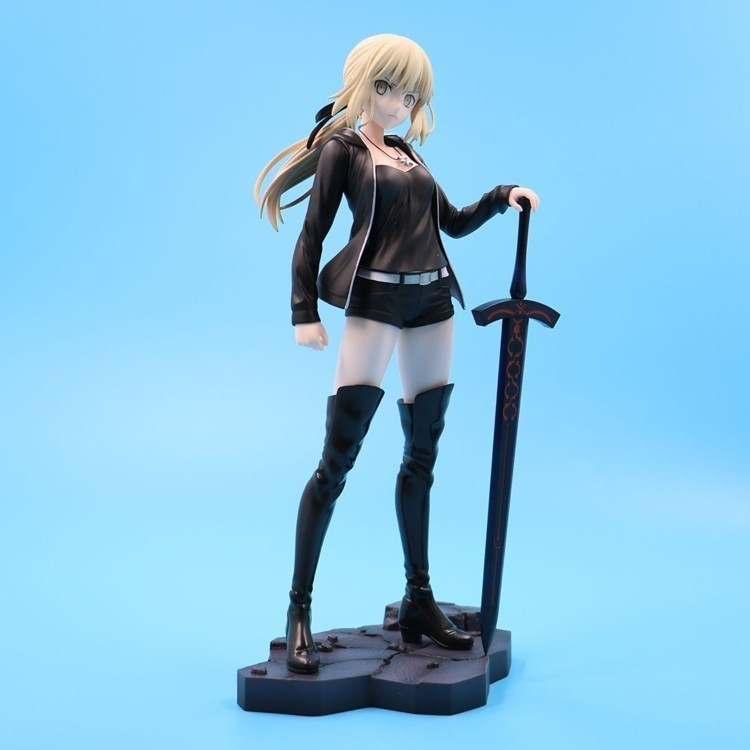 Fate/Grand Order fgo saber アルトリアくろドラゴン   個人コレクション中古美品 美女 美少女 フィギュア 同梱不可