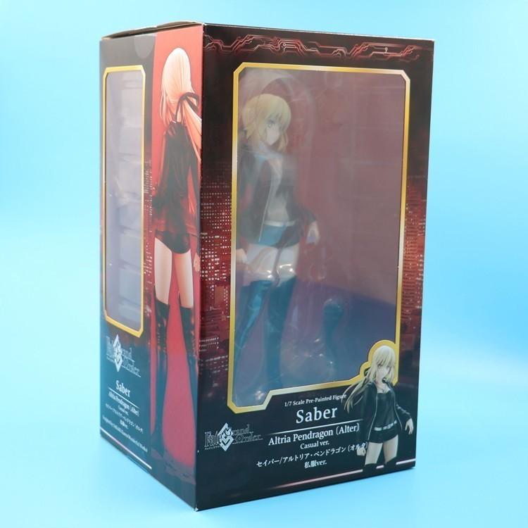 Fate/Grand Order fgo saber アルトリアくろドラゴン   個人コレクション中古美品 美女 美少女 フィギュア 同梱不可_画像3