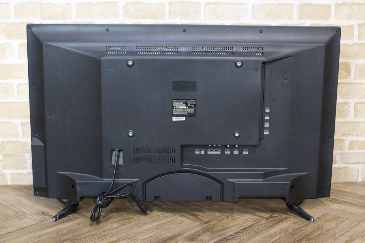 Wis/ウィズ FHD&HD液晶テレビ フルハイビジョン 美品ですが訳あり (W-3740)_画像4