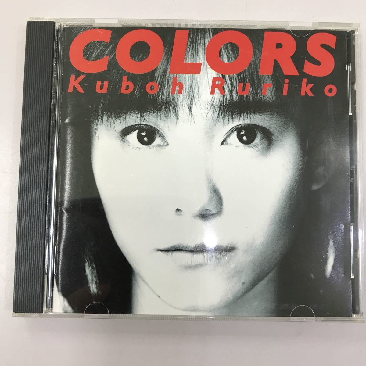 CD 中古☆久宝留理子 COLORS_画像1