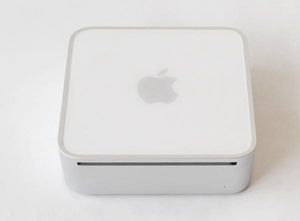 Mac mini Late2009MC238JA El Capitanメモリー4GB 光学ドライブ交換済み_画像2
