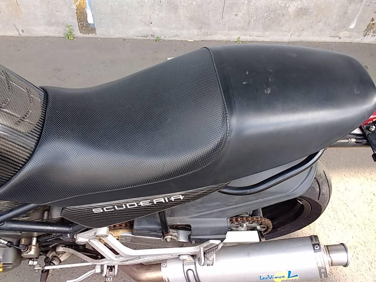 ドカティ モンスター900 DUCATI MONSTER900 部品取り 書類無し カスタム レストア_画像3