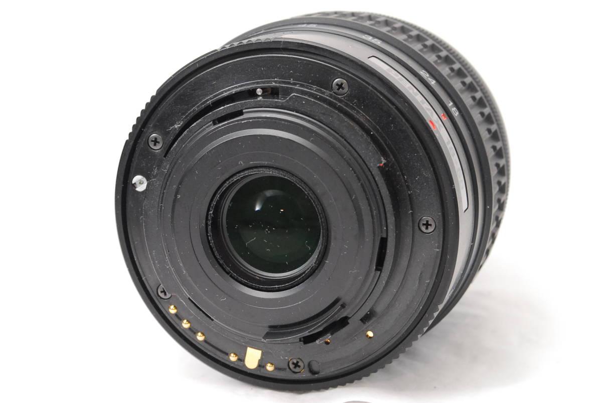 動作良好 ペンタックス smc PENTAX-DA L 18-55mm F3.5-5.6 AL 【5322105】 ♯4785_画像2