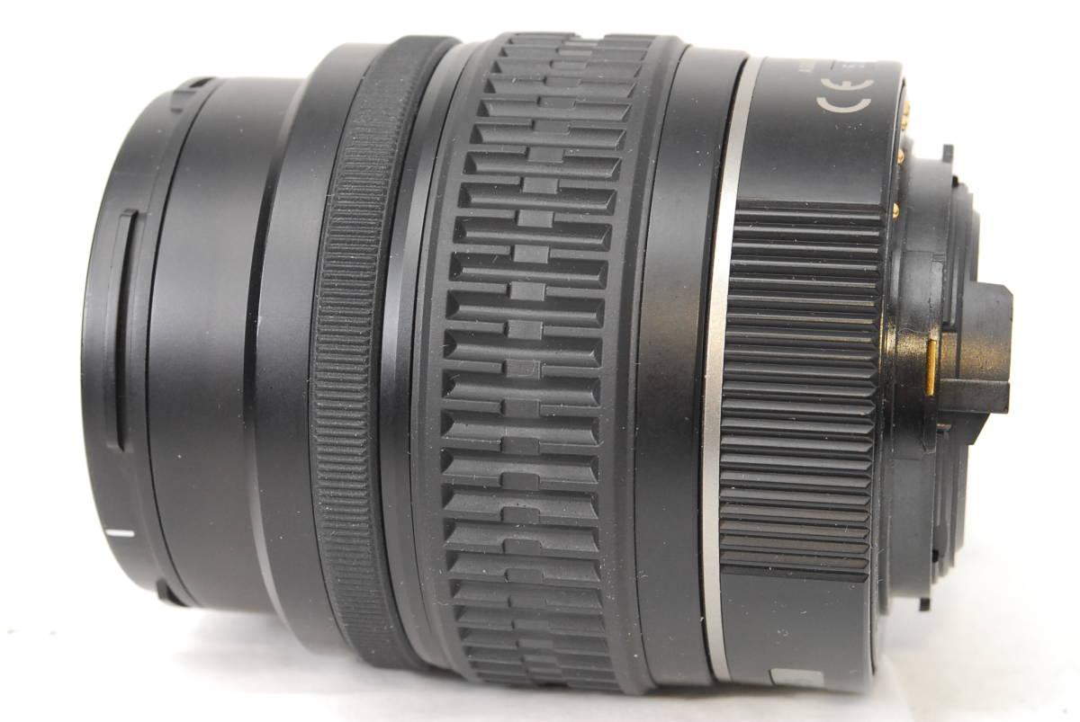 動作良好 ペンタックス smc PENTAX-DA L 18-55mm F3.5-5.6 AL 【5322105】 ♯4785_画像4
