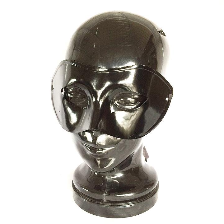 ハーフマスク アイマスク 仮面舞踏会 SM嬢 ハロウィン コスプレ コスプレイヤー マスク お面 1567_画像1