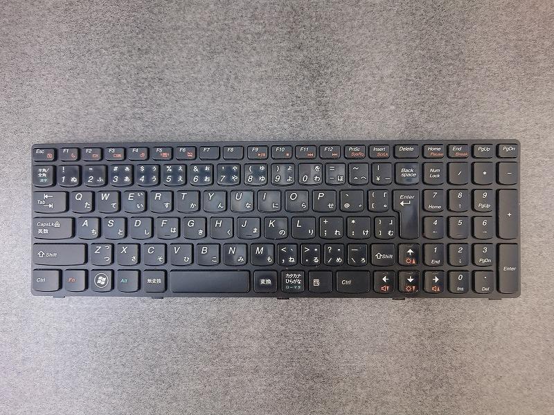 ☆Lenovo IdeaPad G570 B590 Z575 Z560 Z570 Y570 G575 G770 G780 B570 B575 Z560A Z560G Z565 G560 G565 V570 日本語キーボード☆_画像8