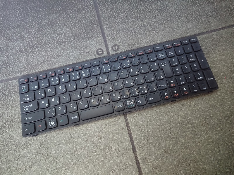 ☆Lenovo IdeaPad G570 B590 Z575 Z560 Z570 Y570 G575 G770 G780 B570 B575 Z560A Z560G Z565 G560 G565 V570 日本語キーボード☆