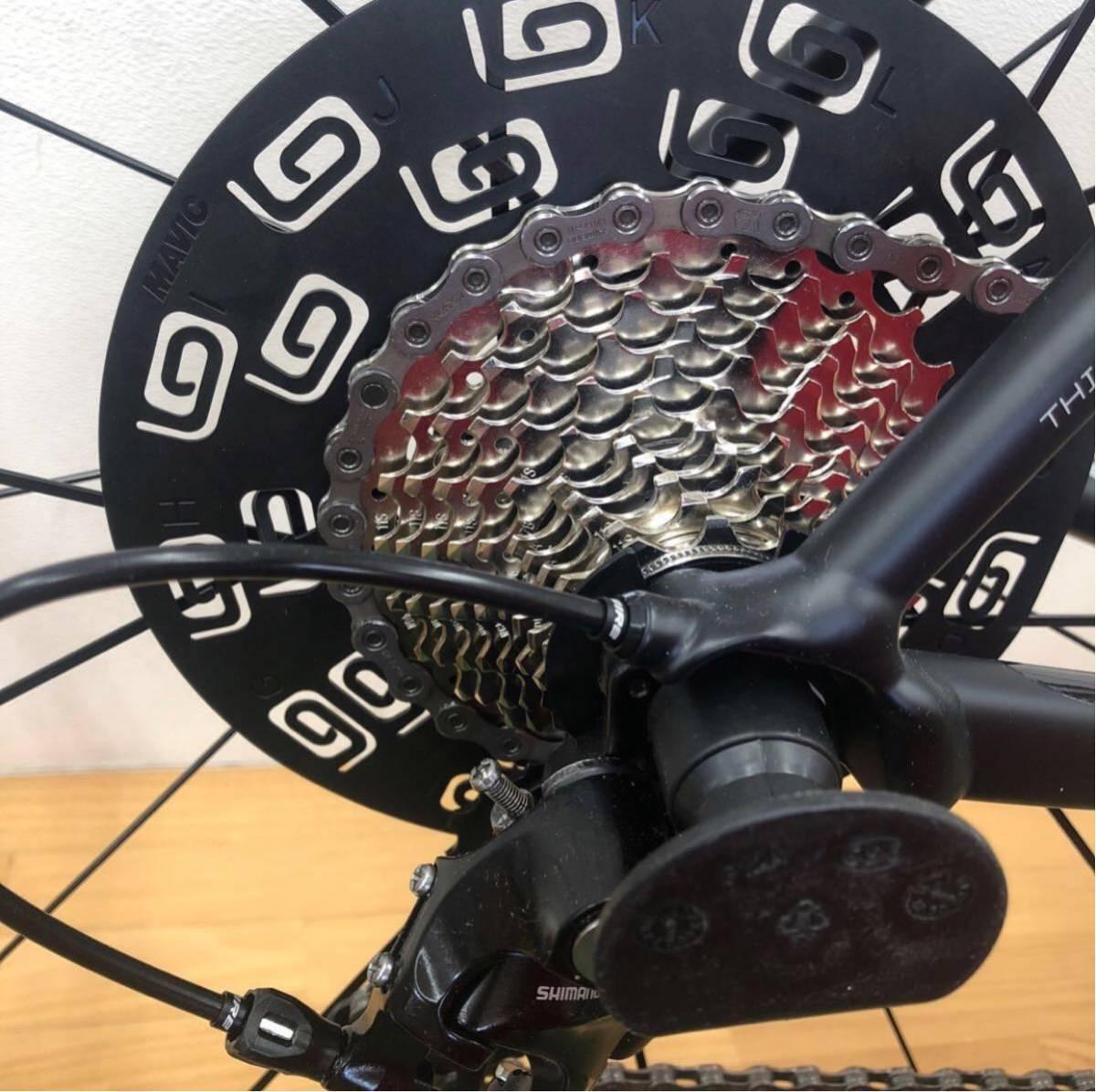 Cannondale CAAD12 ロードバイク マビック ホイール_画像9
