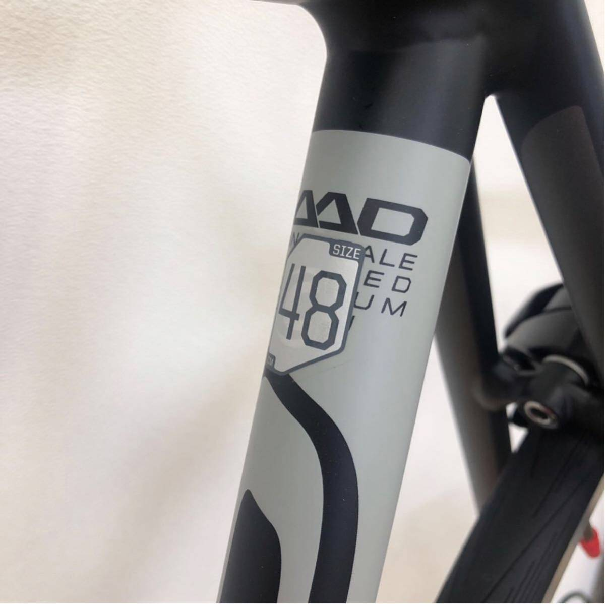 Cannondale CAAD12 ロードバイク マビック ホイール_画像5