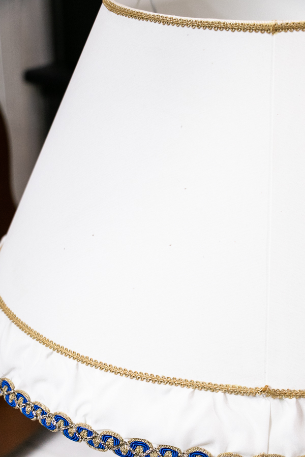 フロアスタンドライト ナイトスタンド 点灯OK 洋風 北欧 フランス インテリア 間接照明 送料無料_画像7