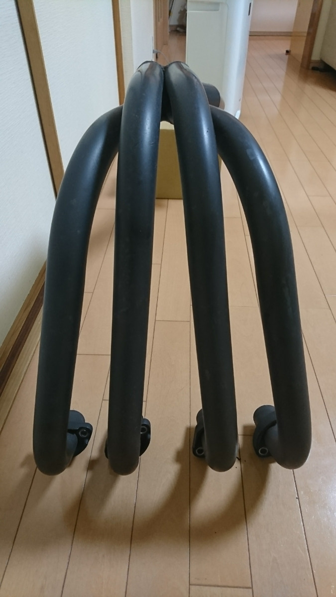 ジャンク Z1Z2 トーキョー鉄管 機械曲げ クラック有り _画像2