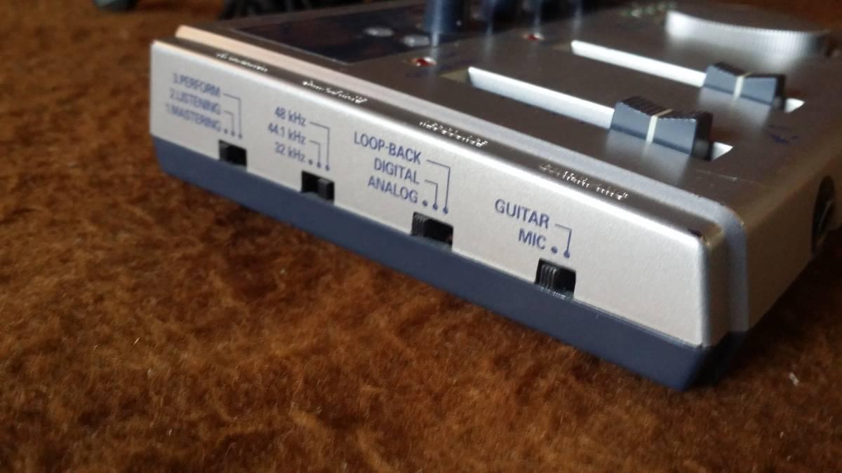 【EDIROL USB オーディオ インターフェイス】UA-3FX_画像5