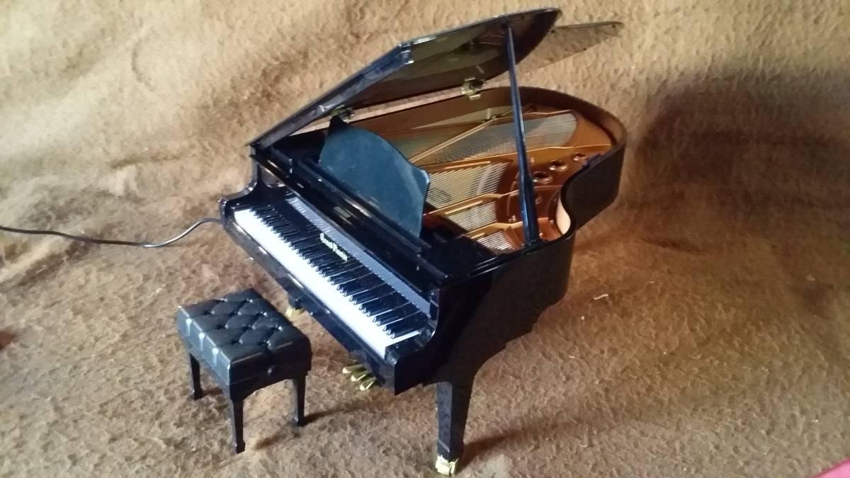 【セガトイズ グランドピアニスト プラス】SEGATOYS Grand Pianist plus 箱付(自動演奏 音楽プレーヤー ミニピアノ)