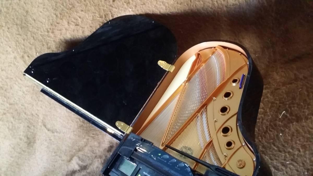 【セガトイズ グランドピアニスト プラス】SEGATOYS Grand Pianist plus 箱付(自動演奏 音楽プレーヤー ミニピアノ)_画像4