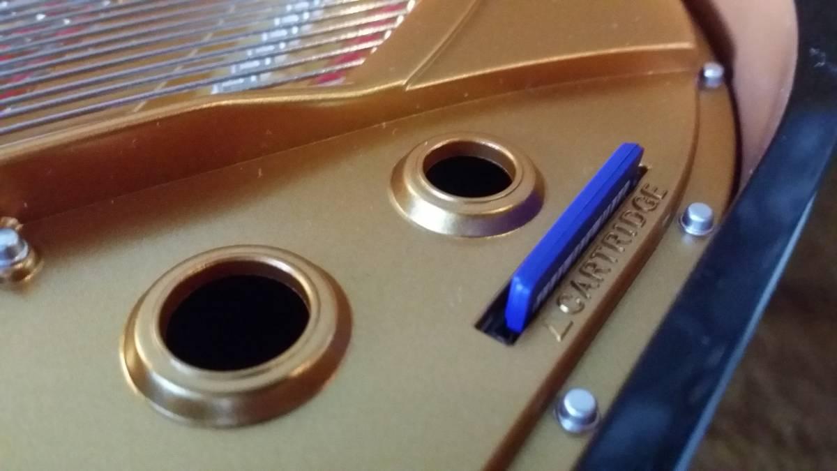 【セガトイズ グランドピアニスト プラス】SEGATOYS Grand Pianist plus 箱付(自動演奏 音楽プレーヤー ミニピアノ)_画像5