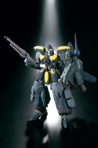 【未開封新品】 DX超合金 VF-25S アーマードメサイアバルキリー(オズマ・リー機)_画像6