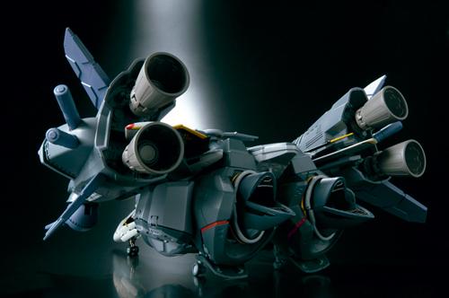 【未開封新品】 DX超合金 VF-25S アーマードメサイアバルキリー(オズマ・リー機)_画像4